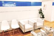 キレイモ札幌大通り店の待合スペース