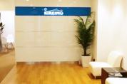 キレイモ仙台店の受付前のスペース